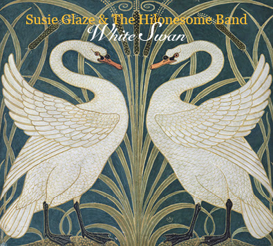 "February-March Newsletter ~ Announcing the Release of ""White Swan"""